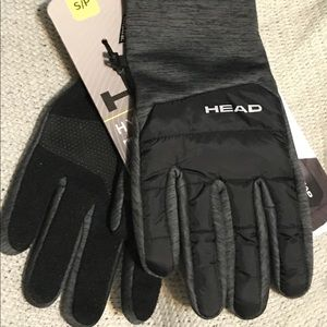 Head Sensatec Winter Gloves